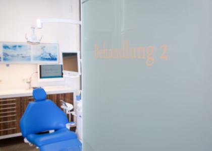 Behandlungsraum 2 - Zahnarzt Werder (Havel)