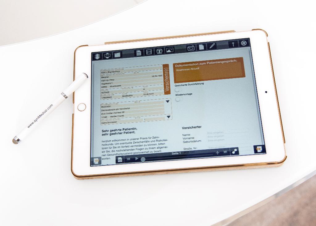 Digitale Patientenkommunikation - Zahnarzt Werder (Havel)