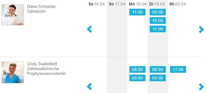 Online-Terminbuch